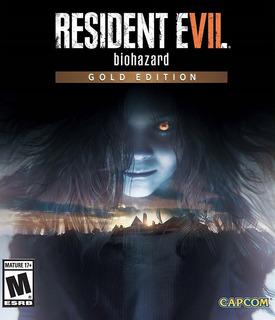 Resident Evil 7 Biohazard Gold Edition + 12 Dlc