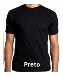 Camisetas Malha Fria Camisa (pv) Excelente P/estampas 20 Un.