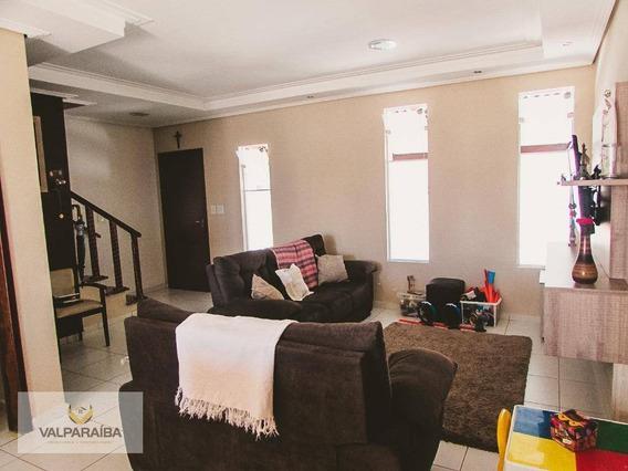 Casa Com 3 Dormitórios À Venda, 150 M² Por R$ 425.000 - Vila Santos - Caçapava/sp - Ca0181