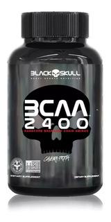 Bcaa Black Skull Caveira Preta