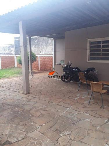 Casa Com 4 Dormitórios À Venda, 280 M² Por R$ 498.000,00 - Parque Industrial Lagoinha - Ribeirão Preto/sp - Ca1568