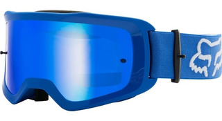Goggles Fox Main Stray Azul Motocross Enduro