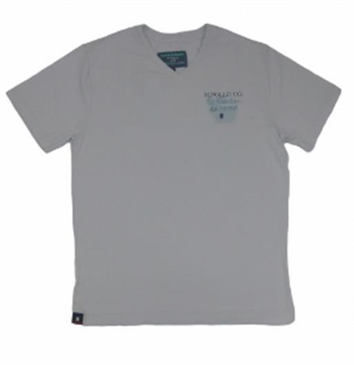 Camiseta -shirt V Mc Cinza - M.pollo
