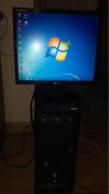 Computador Completo + Impressora + Webcam Grátis