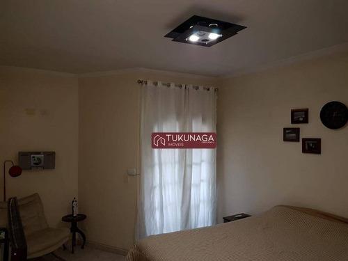 Sobrado Com 3 Dormitórios À Venda Por R$ 550.000,00 - Jardim América - Guarulhos/sp - So0875