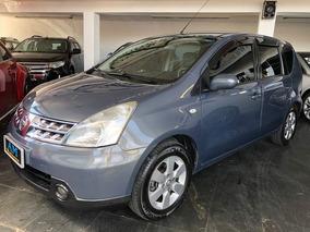 Nissan Livina Sl 1.8 16v Flex, Epz2901