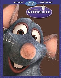 Ratatouille Blu-ray Us Import