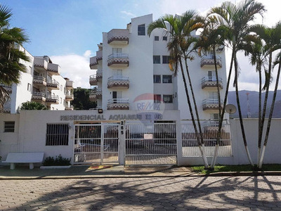 Apartamento Duplex Residencial À Venda, Massaguaçu, Caraguatatuba. - Ad0015