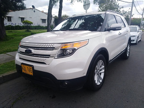 Ford Explorer Limited 3500cc Automatica