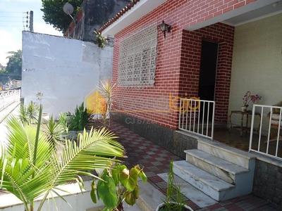 Casa Residencial Para Venda E Locação, Fonseca, Niterói - Ca0599. - Ca0599
