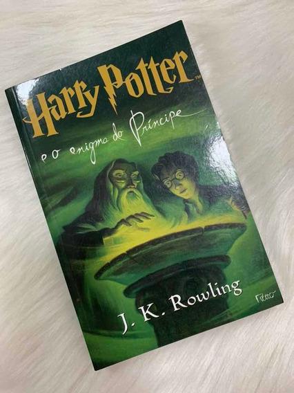 Livro Harry Potter E O Enigma Do Príncipe J. K. Rowlings