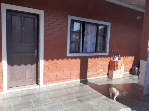 Ótima Casa No Jardim Corumbá - Itanhaém 6381   Sanm