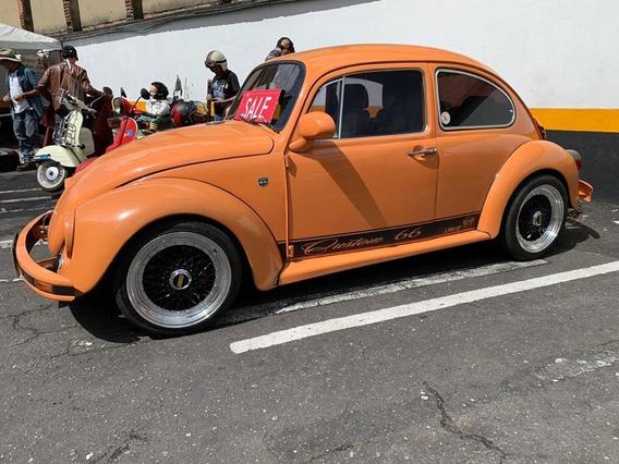 Volkswagen Escarabajo Alemán Modelo 1966