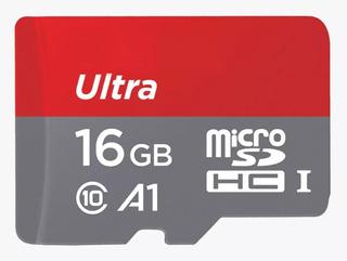 Cartao Memoria Micro Sdhc Ultra 98mb/s 16gb Moto Z X Drone