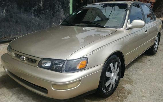 Toyota Corolla 1996 Americano Con Sistema De Gas Bn Cuidado
