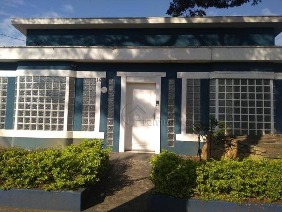 Casa Para Alugar, 548 M² Por R$ 12.000/mês - Centro - Indaiatuba/sp - Ca1578