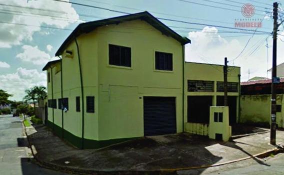 Casa+2 Salões À Venda, Vila Prudente, Piracicaba. - Ca0955