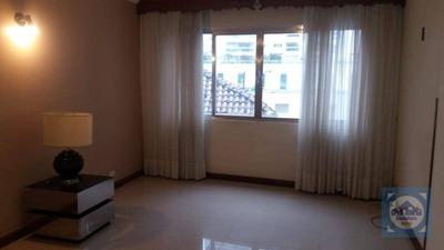 Apartamento Com 3 Dormitórios À Venda, 198 M² Por R$ 640.000 - Aparecida - Santos/sp - Ap3420