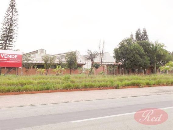 Área No Centro De Suzano Com 91.800 M2 Com Galpão - Ga0047