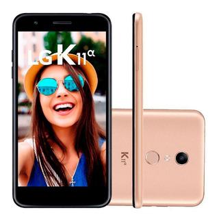 LG K11 Alpha X410btw 16gb 8mp Tela 5.3 | Vitrine