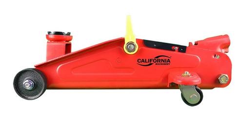 Imagen 1 de 4 de Gato Patin Hidraulico 2 Ton California