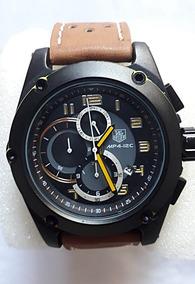 Relógio T. Heu Er Mp4-12c Cronógrafos Funcionais -quartz