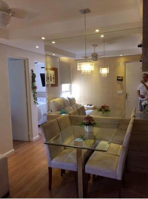 Apartamento Em Condomínio Vale Das Figueiras, Valinhos/sp De 45m² 2 Quartos À Venda Por R$ 225.000,00 - Ap220576