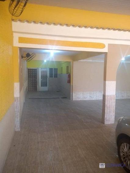 Salão Para Alugar, 390 M² Por R$ 3.500/mês - Campo Grande - Rio De Janeiro/rj - Sl0008