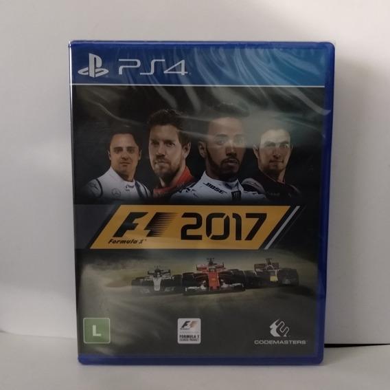 F1 Fórmula 1 2017 Ps4 Midia Física Lacrado