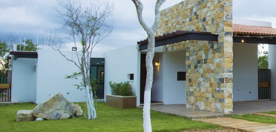 Casa Residencial Modelo Caporal Y Modelo Solera