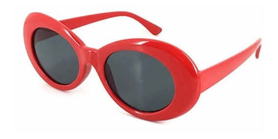 Promoção Óculos De Sol Kurt Cobain Nirvana Oval Unissex