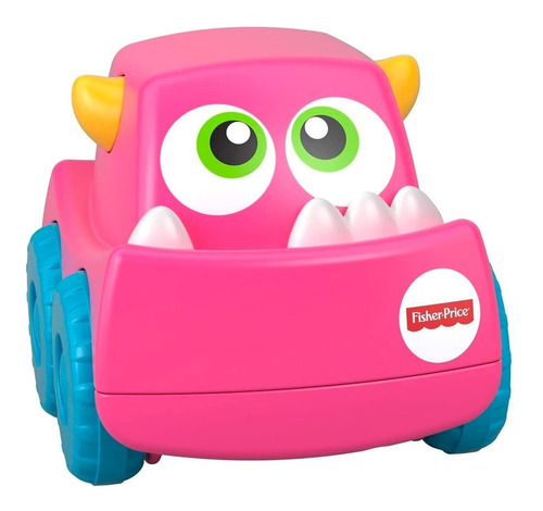 Carrinho Mini Monstrinho - Bebê 6m+ - Fisher Price Mattel