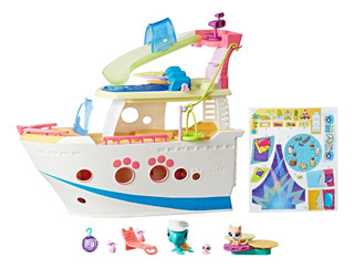 Littlest Pet Shop Lps Crucero