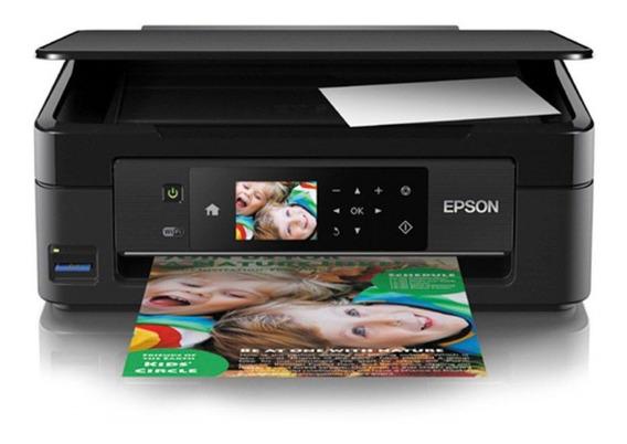Impresora Epson Xp440 Mejor Q La L380 + Wifi.