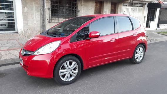 Honda Fit 1.5 Exl 5ptas Aut 2013