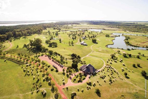 Terreno Barrio Privado, Golf, Seguridad, Amenities, Club House, Financiación En Pesos