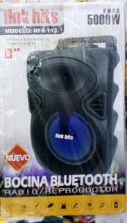 Bocina Amplificada 5000 Whats De 8 Bluetooth