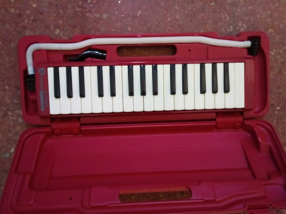 Melódica Hohner Student 32 Piano Red