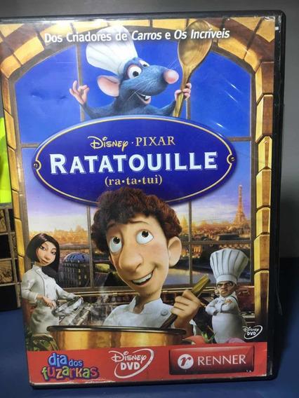 Ratatouille - Dvd Original - Rf8