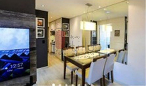 Imagem 1 de 15 de Apartamento - Vila Das Merces - Ref: 10266 - V-10266
