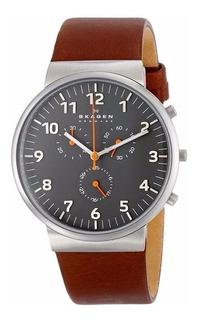 Reloj Hombre Skagen Skw6099 Agente Oficial