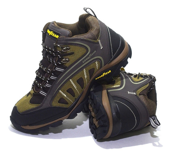 Zapatillas Good Year Modelo Trekking Kazan Alpino 2