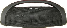 Corneta Portatil Bluetooth Inalambrica Amplificada Boombox