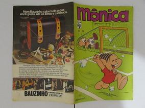 Mônica 81 - Editora Abril - Janeiro De 1975