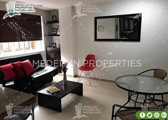 Apartamentos Y Casas Amobladas Por Dias En Medellin Cód:4212