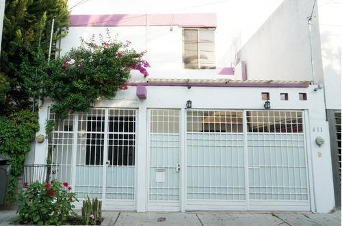 Casa En Renta En Col. La Joya A Una Cuadra De Hacienda Del Jacal