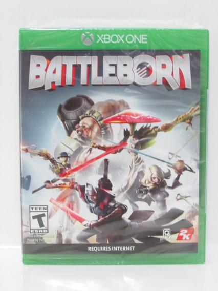 Battleborn Para Xbox One Americano Novo Lacrado
