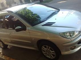 Peugeot 206 Sw Xs Premium 2008 1.6 16 Valvulas