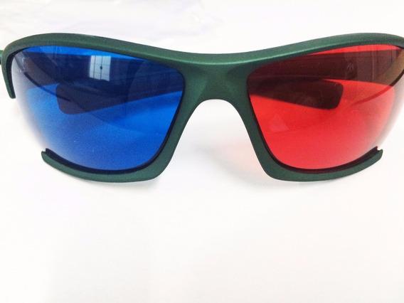 Óculos 3d Vision Ultra Resistente No Brasil