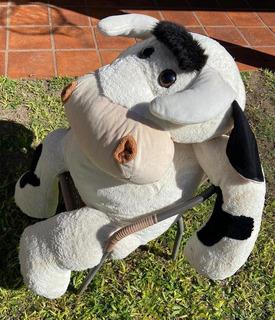 Vaca De Peluche 1,25m